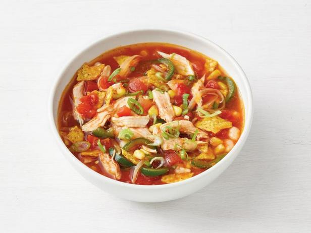 1-33 Суп с курицей и кукурузой