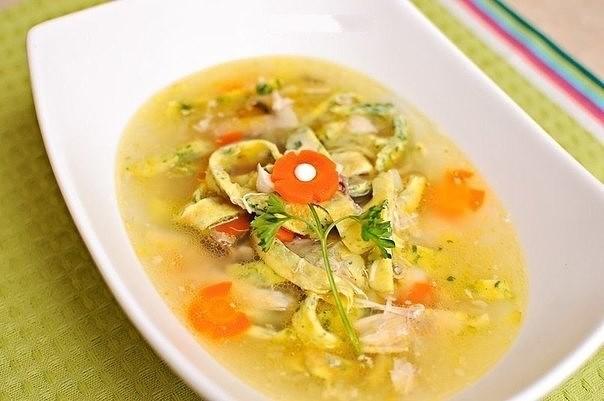 1-29 Итальянский суп из курицы