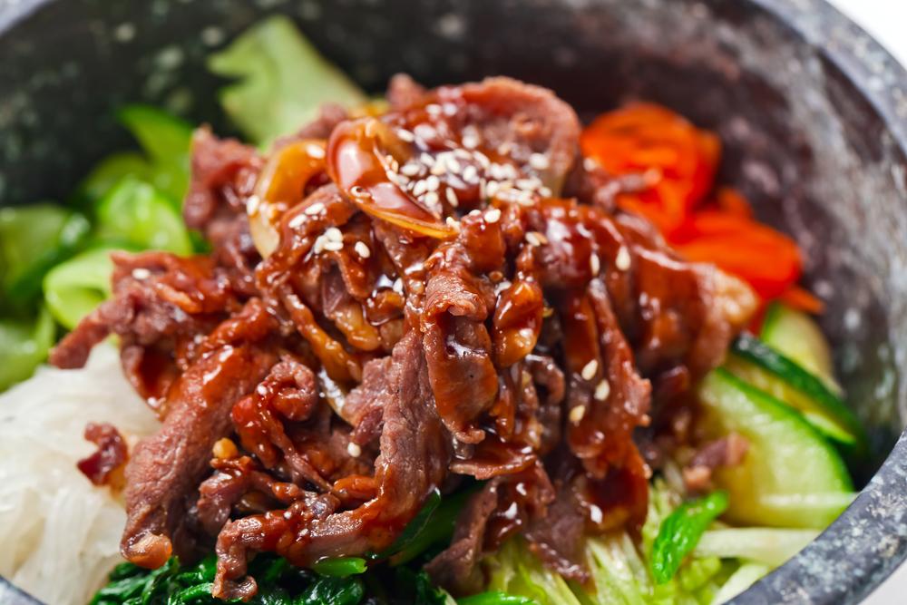 1-41 Мясо по-корейски