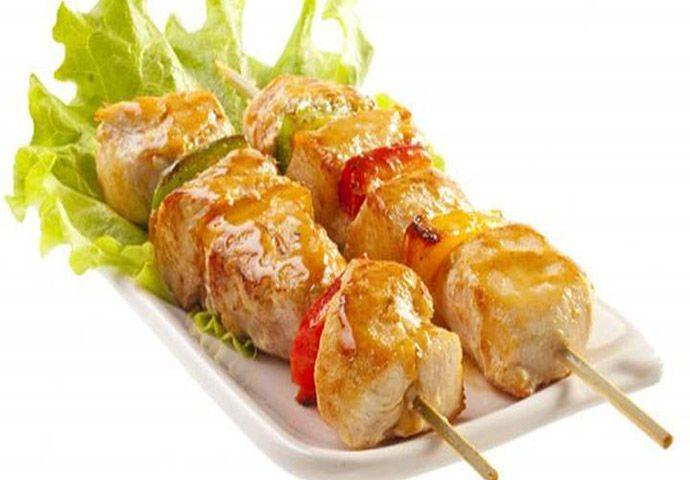1-35 Шашлычки «Домашние» с куриным филе