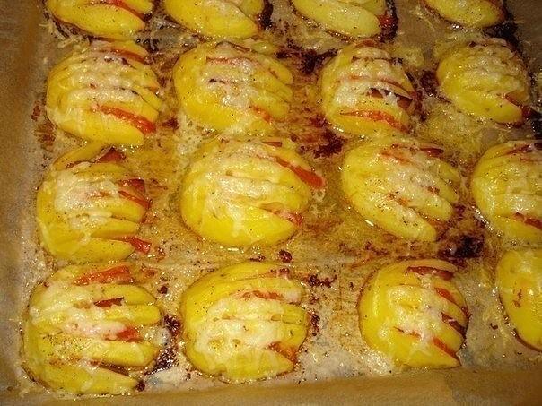 1-6 Картофельные ракушки