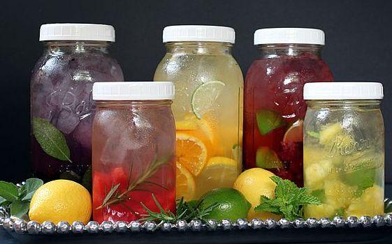 1-69 Рецепты приготовления полезной и вкусной воды из фруктов и трав