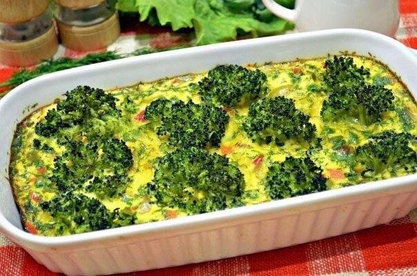 1-36 Запеканка из овощей