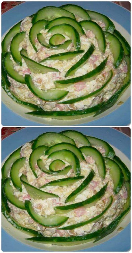 -изумр-1-535x1024 Салат «Изумрудный» — Вкусно и красиво!
