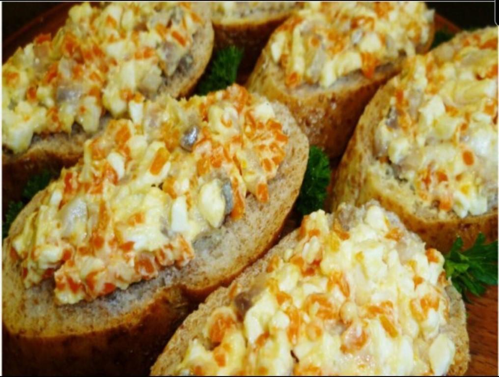 image-56 Закуска из селедки и плавленого сыра
