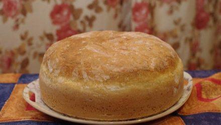 Хлеб по рецепту моей мамы