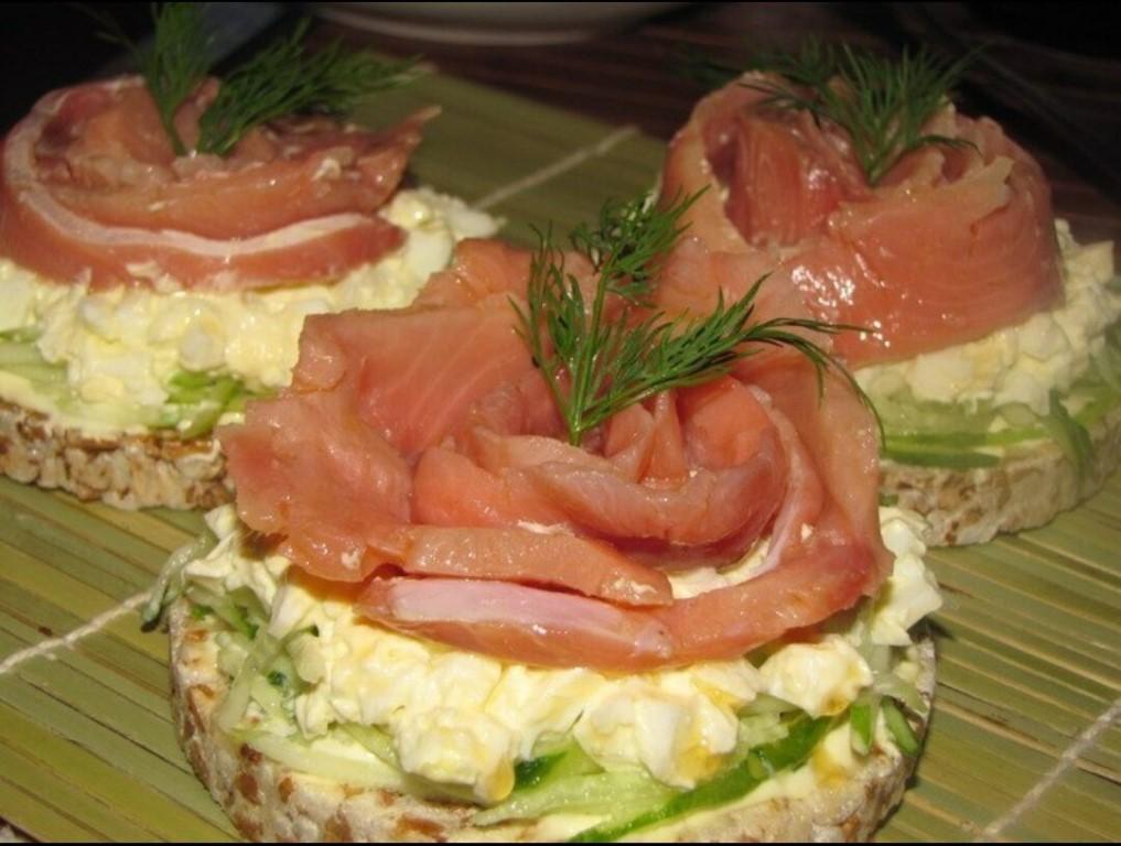 image-63 Бутербродики с рыбкой