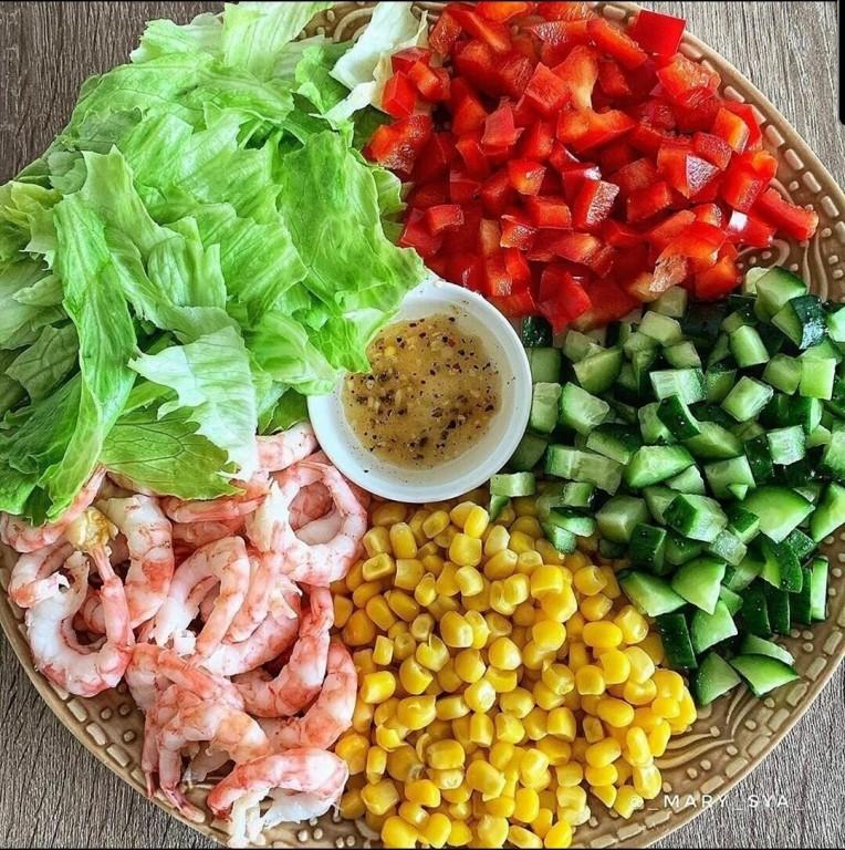 image-96 Сытный салатик