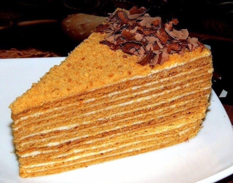 "i-2021-02-14T224605.509 Рецепт торта ""Медовик"""